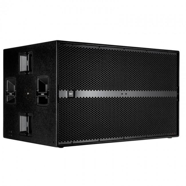 "RCF SUB9007-AS | Subwoofer Activo 2x21"" de 7200 Watts"