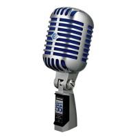 SHURE Super55 | Micrófono Dinámico Supercardioide