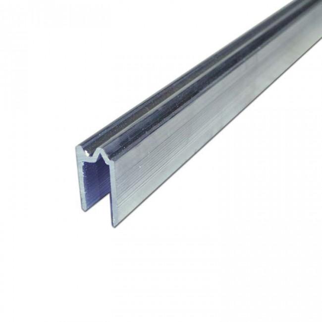 X PRO T175C   Perfil de Aluminio de Cierre para Anvil de 7mm x 3mts