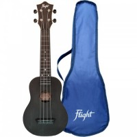 FLIGHT TUS35BK | Ukelele Soprano Travel Negro