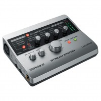 Roland UA4FX2 | Interfaz de Audio USB para Webcasting