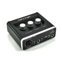 Behringer UM2 | Interfaz De Audio Usb 2x2