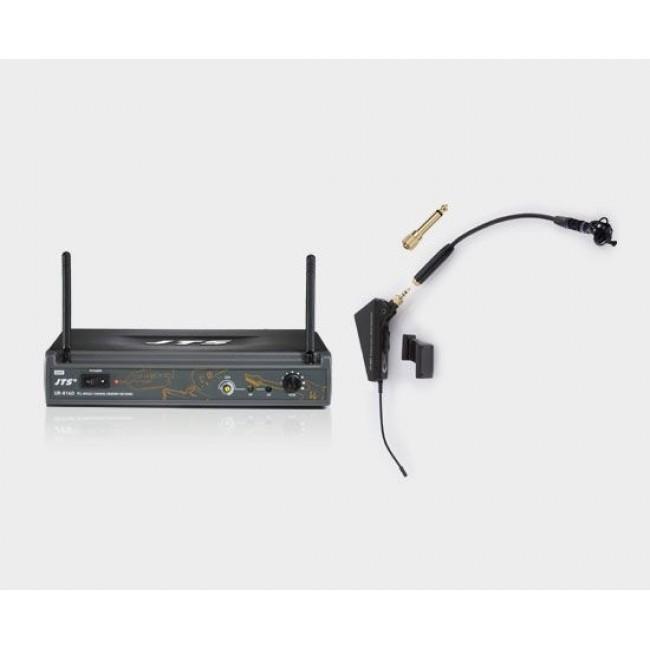 JTS UR-816D-ACORDEON | Micrófono Inalambrico para Acordeón