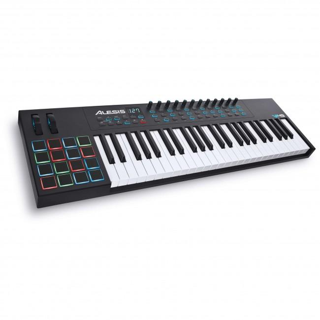 Alesis VI49 | Teclado Controlador USB-MIDI de 49 Teclas