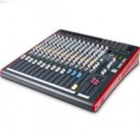 Allen & Heath ZED16FX | Mezclador USB Multipropósito con FX para Grabación y Sonido en Vivo 16 Canales
