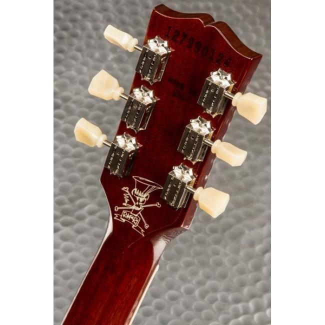 GIBSON LPSS00VMNH1 | Guitarra Eléctrica Les Paul Standard  Vermillion Burst