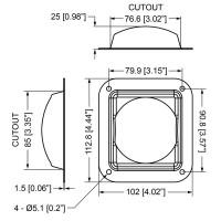 Penn Elcom W0964EZ    Soporte de Metal para Apilar Ruedas 102x112.80m