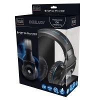 Hercules HER-PRO-M1001   Auricular para Dj headphone con vincha ajustable