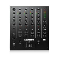 NUMARK M6 | Mixer para DJ USB profesional de 4 canales