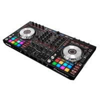 Pioneer DDJ-SX2   Controlador para Serato DJ Pro de 4 Canales con Botones Dedicados Para Serato Flip