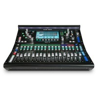 Allen & Heath SQ-5 | Consola Digital De 48 Canales 36 Buses y 17 Faders