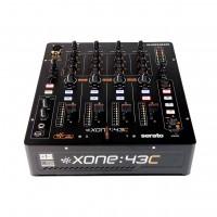 Allen & Heath XONE43C |Mezclador de DJ de 4 + 1 canales con tarjeta de sonido